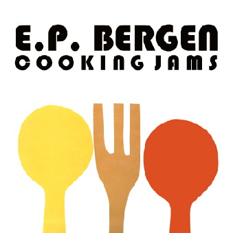 Cooking Jams CD cover