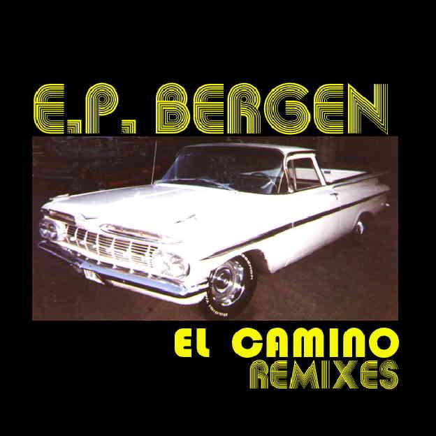E.P. Bergen* EP Bergen·Featuring Anggun - Time Flies By